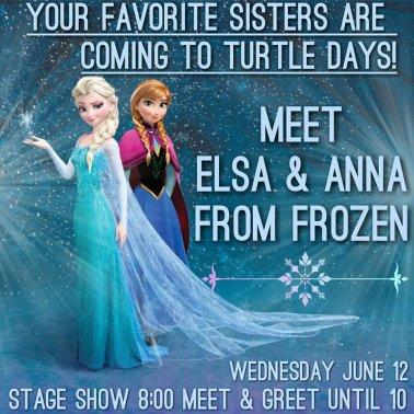 Elsa & Anna Pic